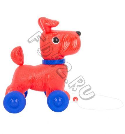 Каталка собака Тобик 101510