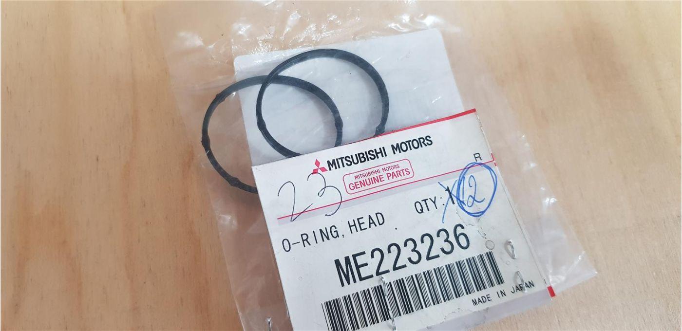 Уплотнительное кольцо головки блока цилиндров Mitsubishi Fuso Canter 4M50Т