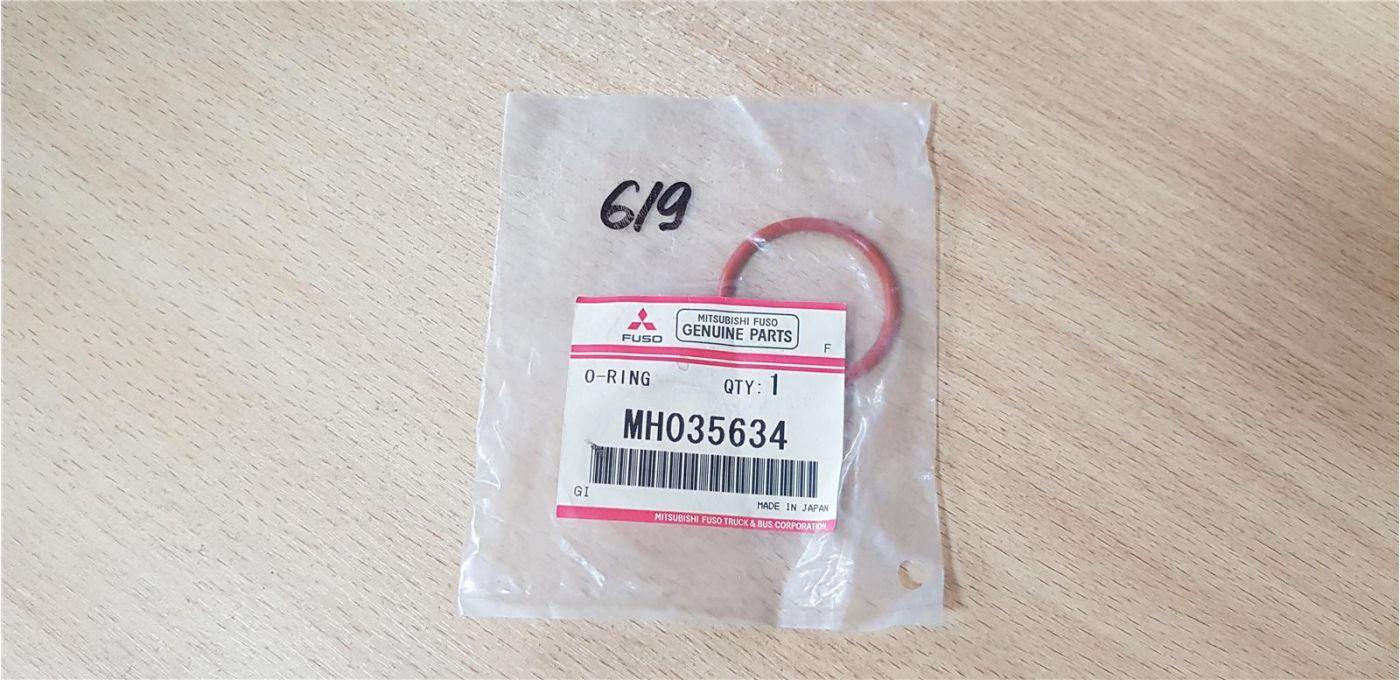 Уплотнительное кольцо блока цилиндров D=35 Mitsubishi Fuso Canter 4M50Т