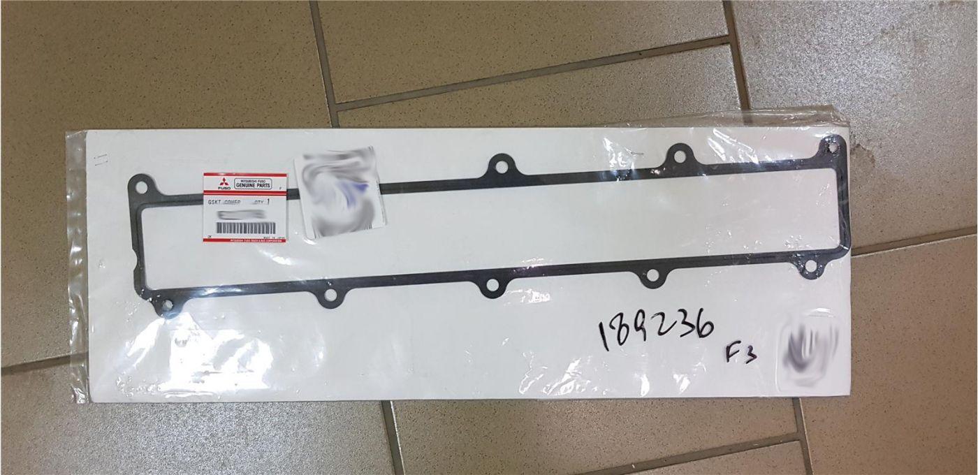 Прокладка (большая) выпускного коллектора Mitsubishi Fuso Canter 4M50T