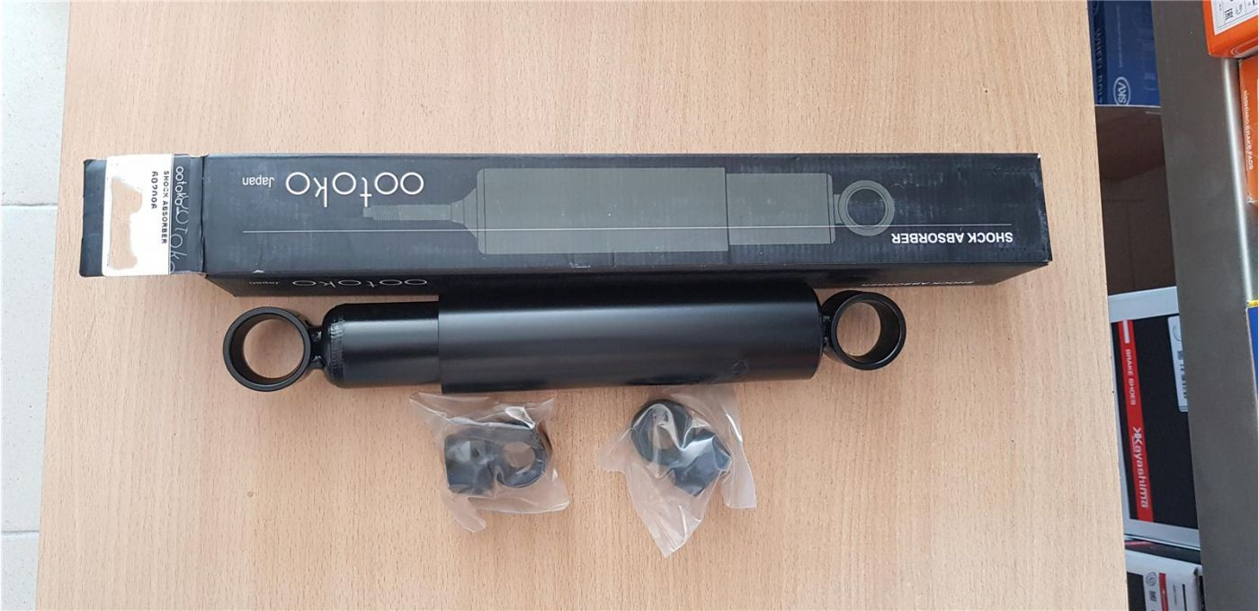 Амортизатор задний HINO300 (У/К)