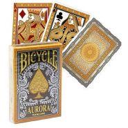Игральные карты Bicycle Aurora Playing Cards