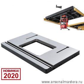 Универсальная чугунная столешница фрезерного стола 686 х 407 мм JET 98600W Новинка 2020 года!
