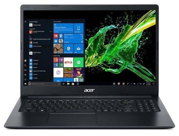 Ноутбук Acer Extensa EX215-22G Чёрный (NX.EGAER.00H)