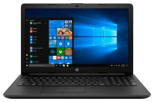 Ноутбук HP 15-db1271ur Чёрный (280M4EA)