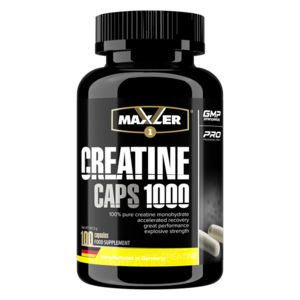 Maxler 1000 Creatine капсул 100