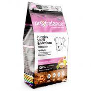 ProBalance Puppies Small & Medium Корм сухой для щенков малых и средних пород (3 кг)