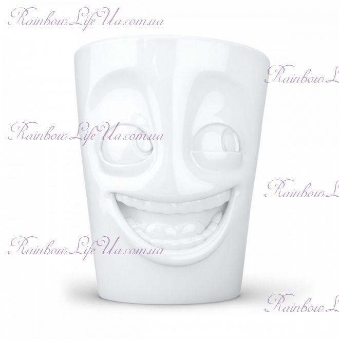 "Чашка Tassen ""Смех"" 350 мл"