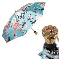 Зонт складной Pasotti Auto Bouquet Lux