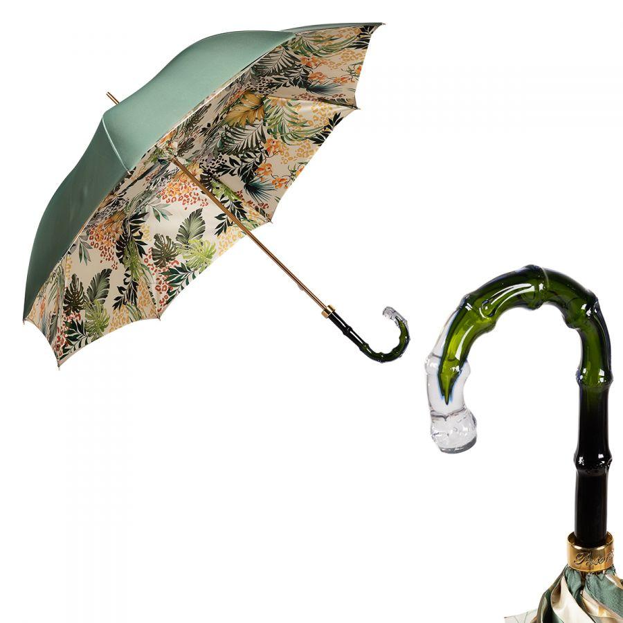 Зонт-трость Pasotti Oliva Tropici Boo