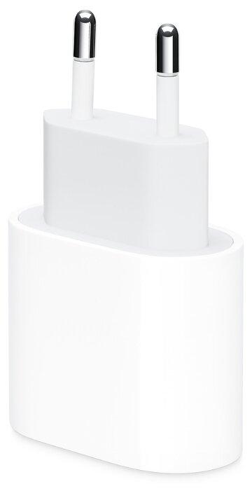 Сетевая зарядка Apple MHJE3ZM/A, белый