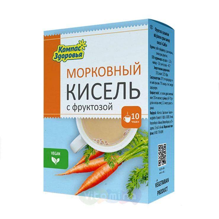 """Кисель """"Морковный"""" с фруктозой, 150 гр"""