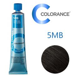 Goldwell Colorance 5MB - Тонирующая крем-краска Темный матово-коричневый 60 мл