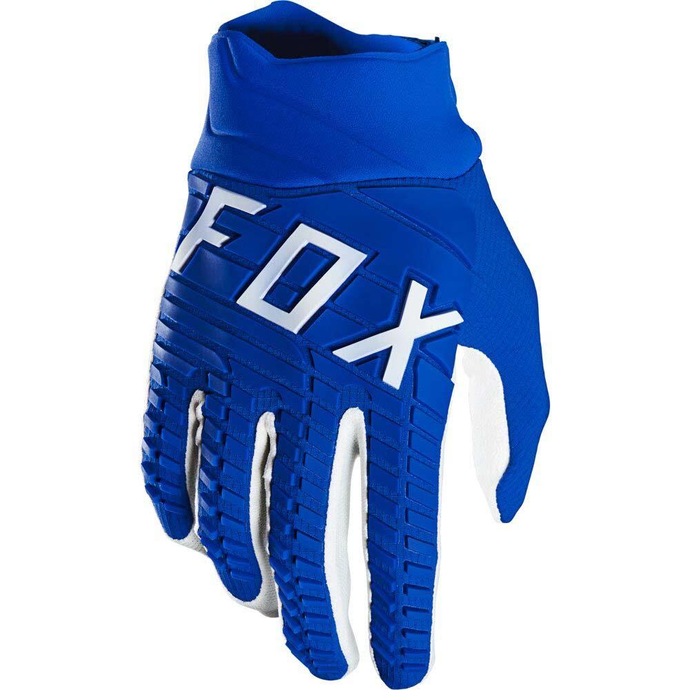 Fox 2021 360 Blue перчатки