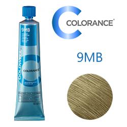 Goldwell Colorance 9MB - Тонирующая крем-краска Нефритовый блонд 60 мл