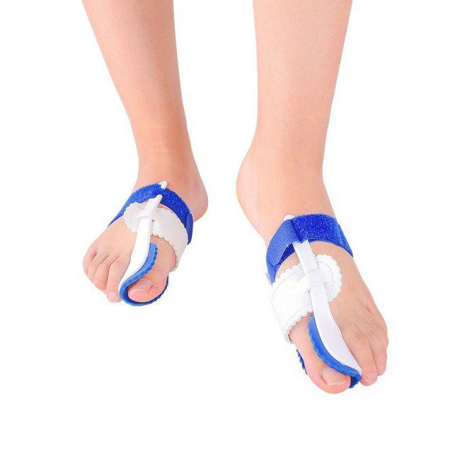Корректор большого пальца ноги от вальгусной деформации