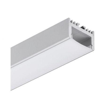 Подвесной алюминиевый профиль для светодиодной ленты