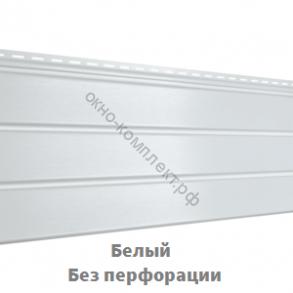 Софит Pro ( c полной перфорацией, с центральной перфорацией, без перфорации) Цвет: белый, коричневый,графитовый)