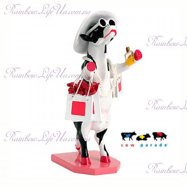 "Статуэтка корова Alphadite Goddess of Shopping ""Cow Parade"", Size M"