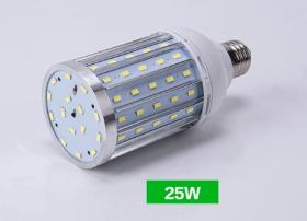 Светодиодная лампа Е27 кукуруза 25W теплый белый 220v