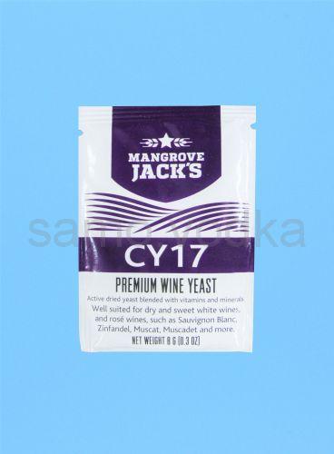 Дрожжи винные Mangrove Jack's СY17