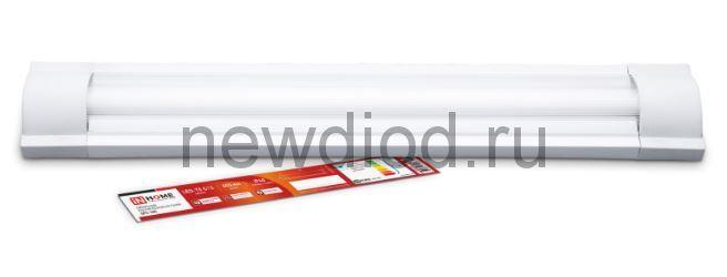 Светильник под светодиодную лампу SPO-405 1xLED-Т8-600 G13 230В IP40 600 мм IN HOME