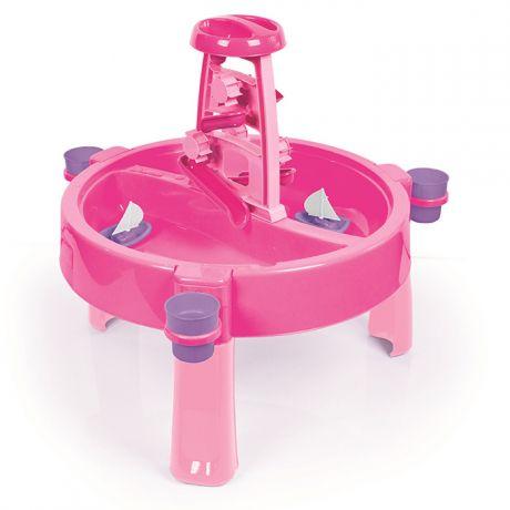 Стол песок-вода для девочек Dolu 2570