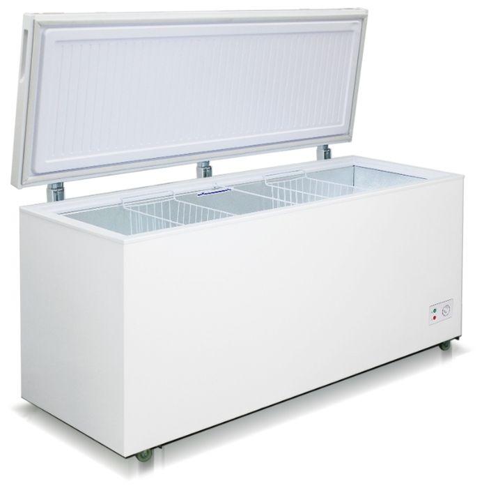 Морозильный ларь Бирюса 560КХ Белый