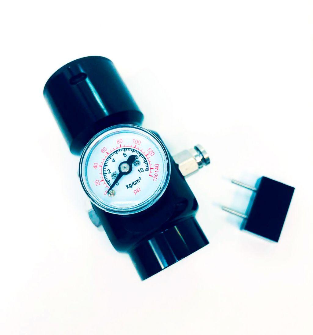 Редуктор для регулировки подачи газа