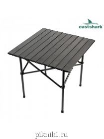 Eastshark Стол складной алюминиевый Средний (60*60*55см)