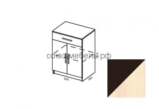 Прихожая Ника (вешалка ВШ+ шкаф с зеркалом ШК-Z+шкаф угловой Ш-УГ+угол заверш. УГ)
