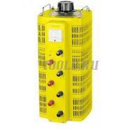 ПрофКиП АТСН-4-380 Лабораторный автотрансформатор трехфазный (3 КВА) фото