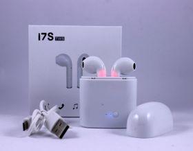 Беспроводные наушники HBQ I7s