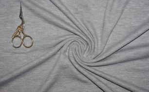 Серый меланж футер 2-х нитка