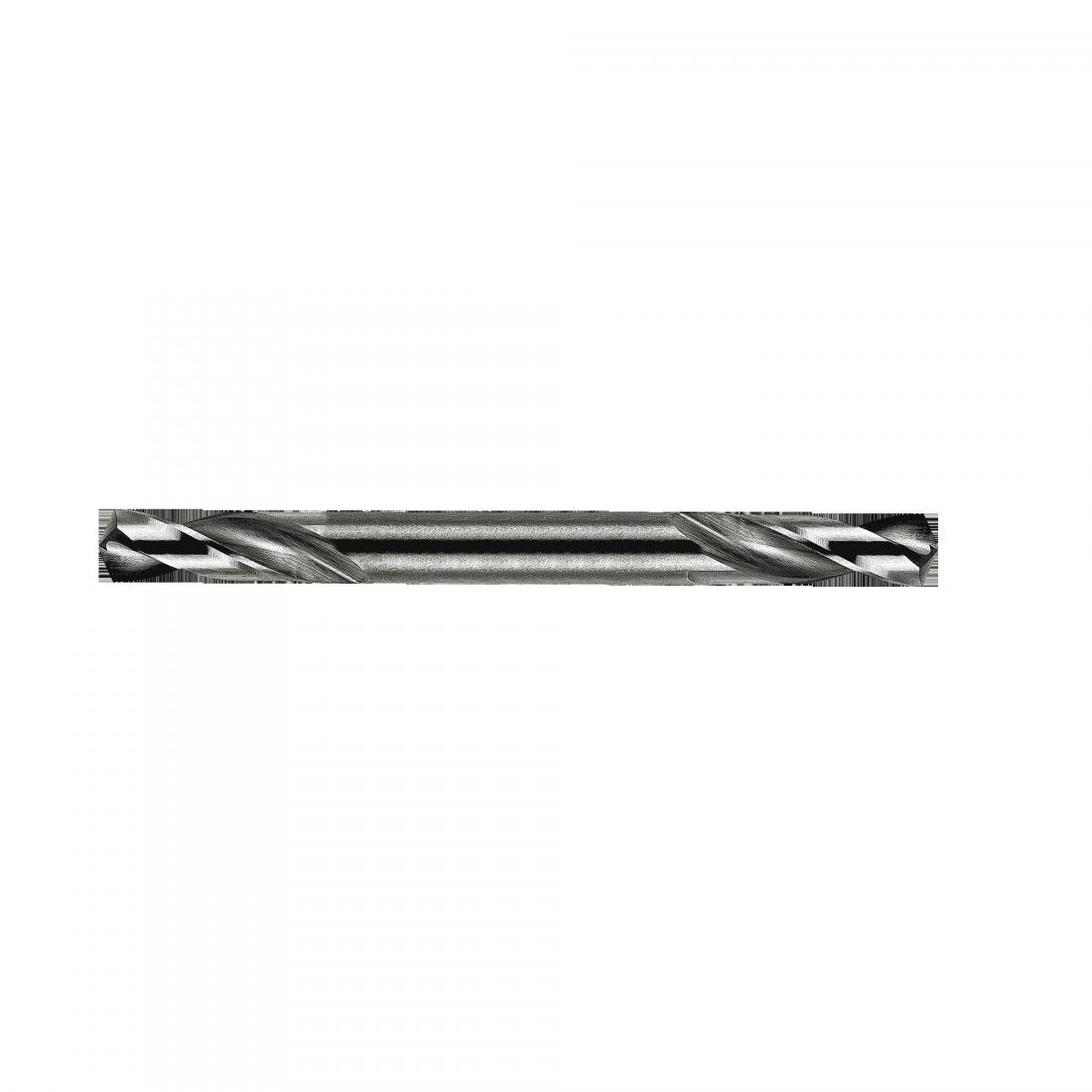 Двухстороннее сверлo Heller по металлу НSS-G Super 4,2х14х55мм (10шт)