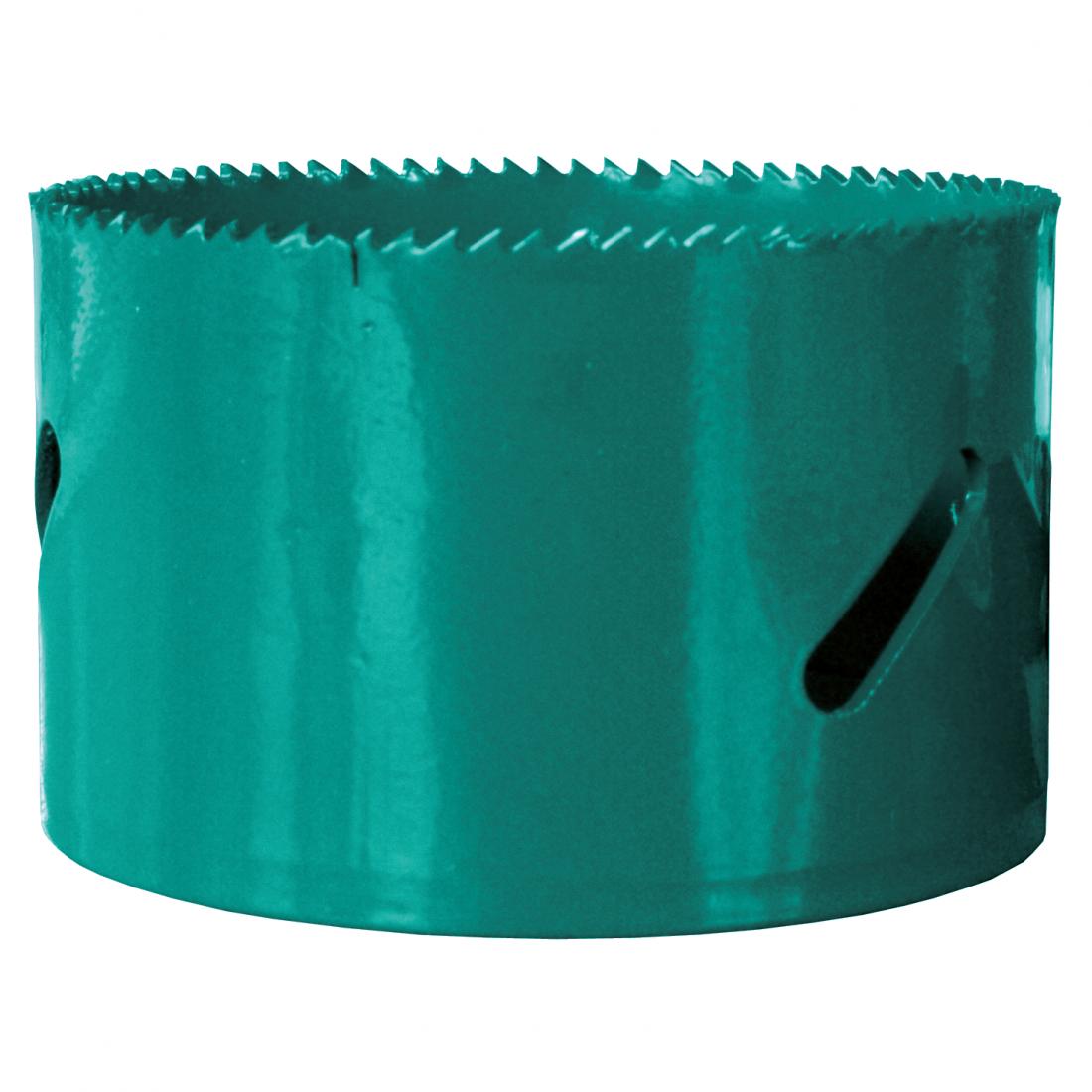 Коронка Heller из быстрорежущей стали с добавлением кобальта HSS-Co 68х38х48мм