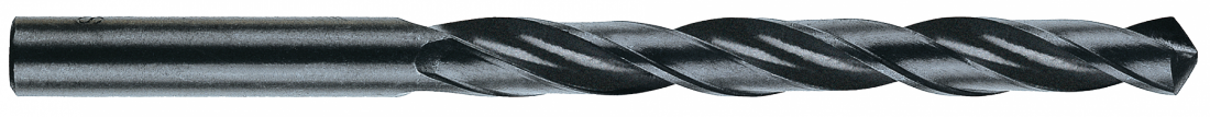 Сверло по металлу Heller HSS-R DIN 338 RN 5,5х57х93мм (10 шт)
