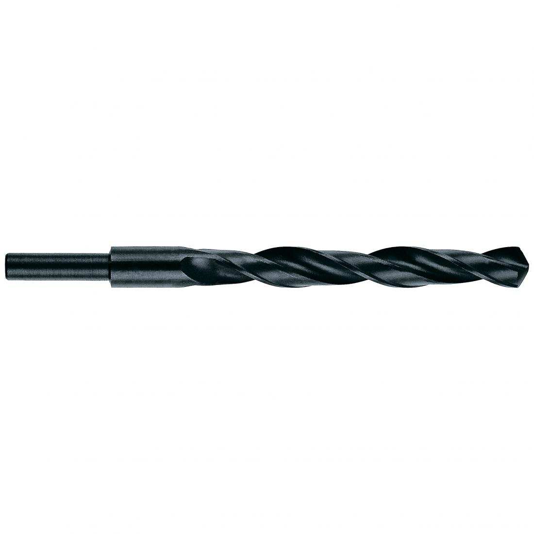 Сверло по металлу Heller HSS cо ступенчатым хвостовиком 17,5х130х181мм