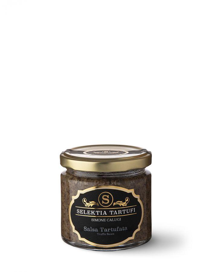 Сальса трюфельная 5% 160 г  Salsa Tartufata 5%, Selektia Tartufi 160 g