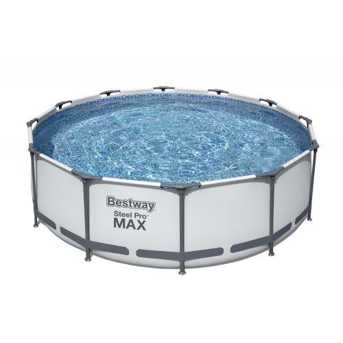 Бассейн каркасный Steel Pro Max Bestway 56420 366x122