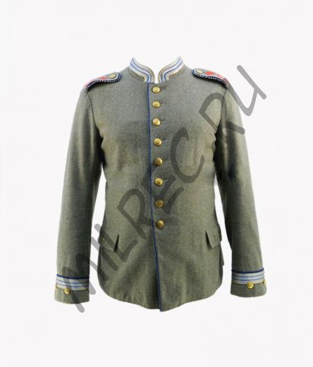 Мундир кирасирских полков полевой M1910, реплика (под заказ)