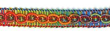 Тесьма отделочная плетеная PEGA 8 мм. Чехия (844119309)