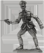 Немецкий офицер, 1944-45 гг.