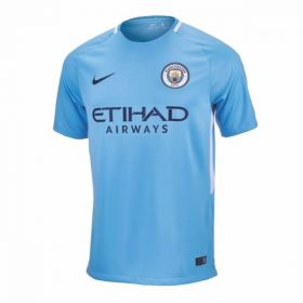 ДОМАШНЯЯ футболка Манчестер Сити 2017-2018