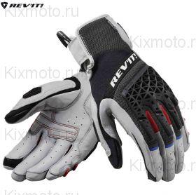 Перчатки женсике Revit Sand 4, Серо-Черные
