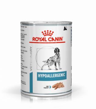 Роял канин Hypoallergenic для собак (Гипоаллердженик) паштет