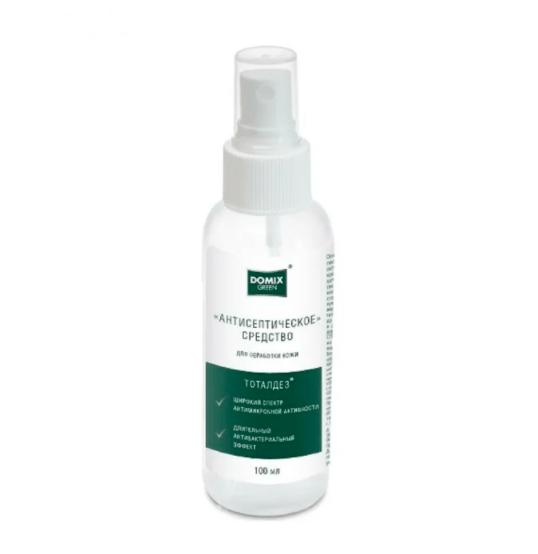 Антисептическое средство для обработки кожи «Тоталдез» Спрей , 100 мл