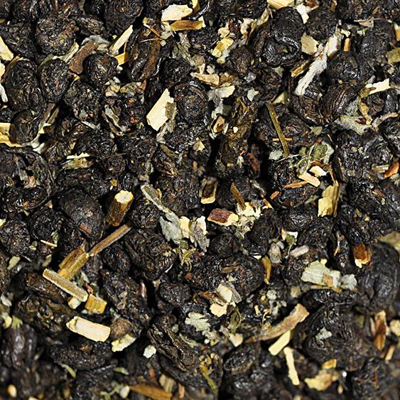 Мятный чай - зеленый чай с натуральными природными добавками