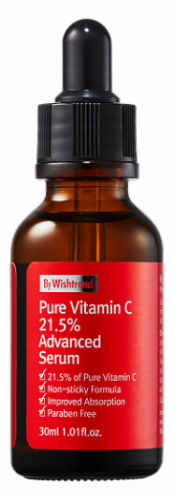 Концентрированная сыворотка с витамином С By Wishtrend Pure Vitamin C 21.5% Advanced Serum