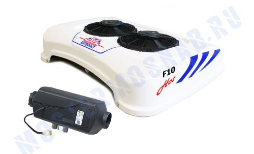 Рефрижератор FROST F10 / FC10 (HOT)